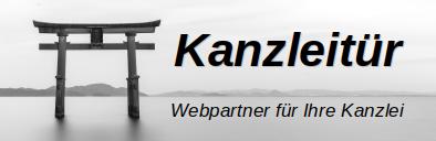 Logo Kanzleitür